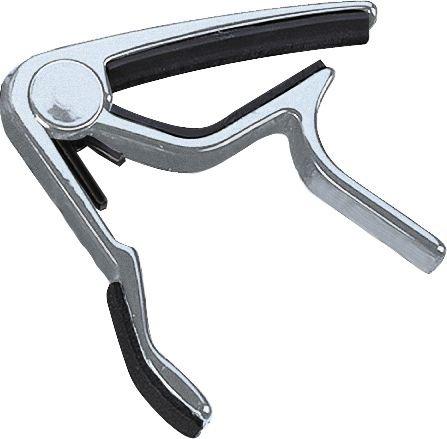 Dunlop Trigger Flat Nikkel Gitaar Capo 84FN