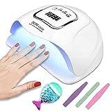 LED UV Nail Lamp Gel Polish Curing 150W Professional Polish Manicure Pedicure Nail