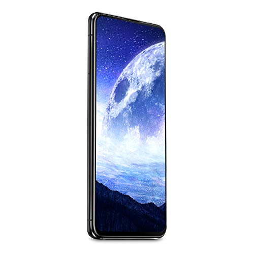 """ASUS ZenFone 6 (ZS630KL-S855-6G64G-BK) - 6.4"""" FHD+ 2340x1080 All-Screen NanoEdge..."""