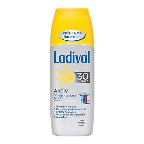 Ladival Aktiv Sonnschutz Sport & Aktiv LSF 30, 150 ml