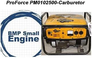 BMotorParts Carburetor Carb for PowerMate ProForce 3125 2500 Watts Generator MDL# PM0102500
