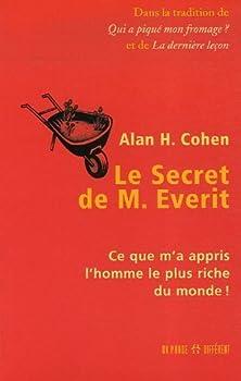 Paperback Secret de mr. everit - le [French] Book