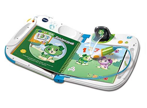 Vtech 80-603904 MagiBook 3D, Lernbuchsystem, Mehrfarbig