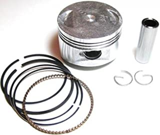 HONDA HELIX CN250 CN 250 SCOOTER COMPLETE PISTON & RINGS ASSEMBLY 1986-2007 NEW