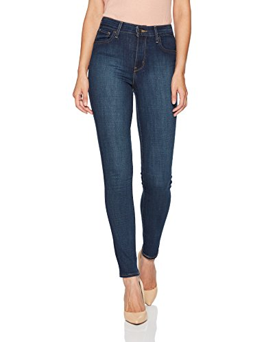 Levi's Women's 721 High Rise Skinny Jeans, Blue Story, 28 (US 6)
