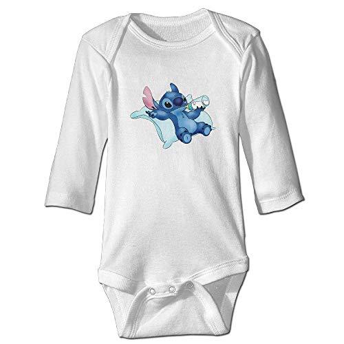 Star Trek Cute Baby Design Fun Logo Tights Fun Organic Cotton Baby Jumpsuit Baby Boy Girl 18M