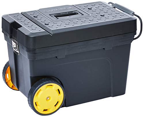 Stanley , STKIT302713013 Combo armazenagem Caixa Contractor 53 litros e Caixa de Ferramentas 13'