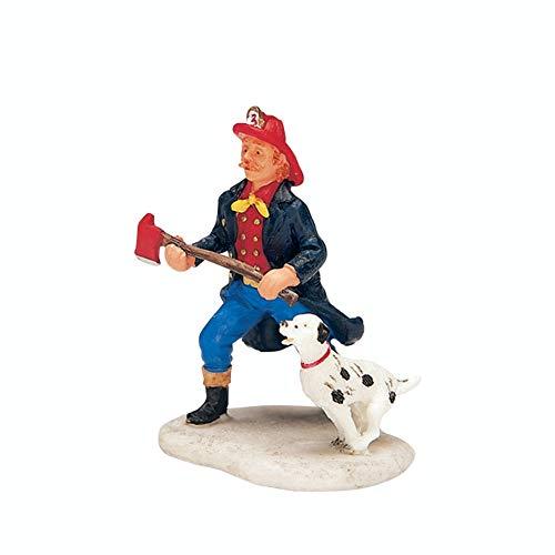 Lemax Village Collection Fireman # 32751