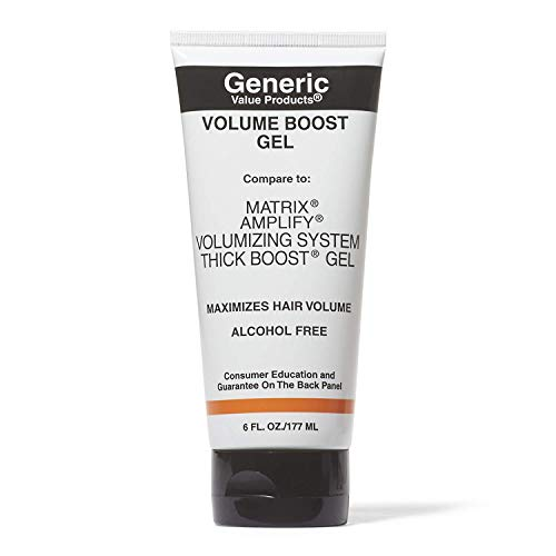 Generic Value Products Volume Boost Gel Compare to Amplify Thick Boost Gel