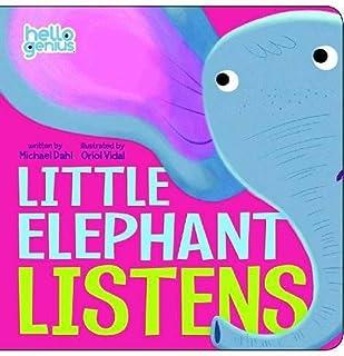 Little Elephant Listens