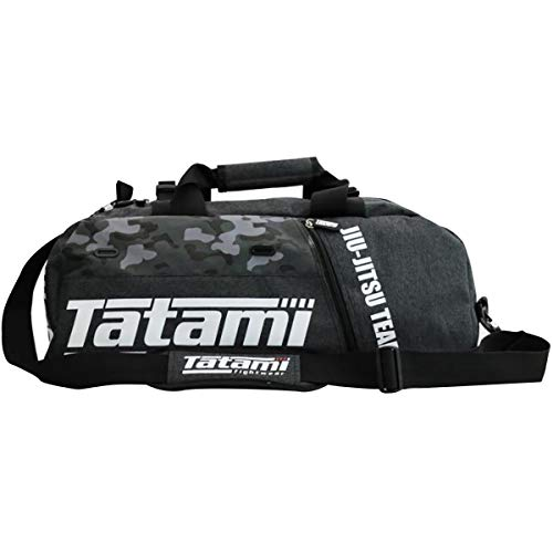 Tatami Fightwear Jiu-Jitsu Gi Gear Bag Large Duffle Bag Backpack Multifunctional Design...