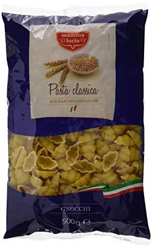 mamma lucia Pasta Gnocchi - Muscheln, 20er Pack (20 x 500 g)