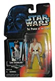 LUKE SKYWALKER WITH GRAPPLING-HOOK AND LIGHTSABER FROM POWER OF THE FORCE