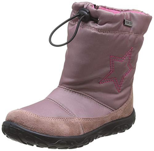 Naturino Mädchen Snowbord Stiefel, Pink (Rosa Antico 0m01), 23 EU