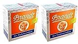 Der Markenzwieback Zwieback Toast 8oz Pack of 2