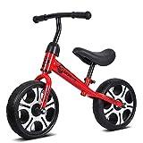 Kinder Gleichgewicht Bike Gleichgewichtstraining Bike, Aluminium Rahmen, EVA Wear-Resistant...