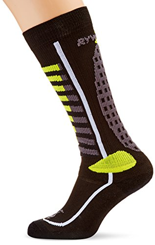 Rywan Fury 3D Thermocool, Chaussettes - Rouge (Rouge) 44-46 EU