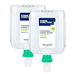 Luxurious foam Gentle for everyday use Phthalate free Green seal certified Ph balanced The omnipod 1150Ml automatic dispenser is sold separately