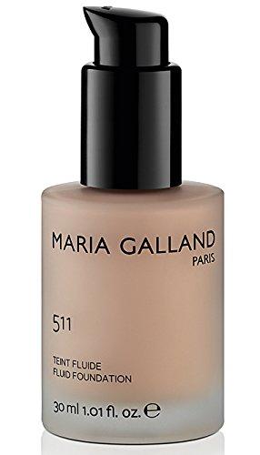 Teint Fluide 511 - 20, Fluid Foundation, Make up, 20 Beige, Maria Galland, 30ml