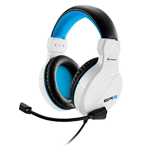 Sharkoon Rush ER3 Gaming Headset Weiß