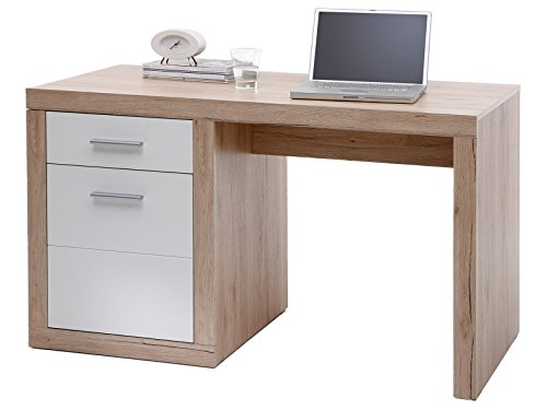 """Schreibtisch Computertisch Bürotisch Laptoptisch Tisch Büromöbel \""""Lisetta I\"""""""