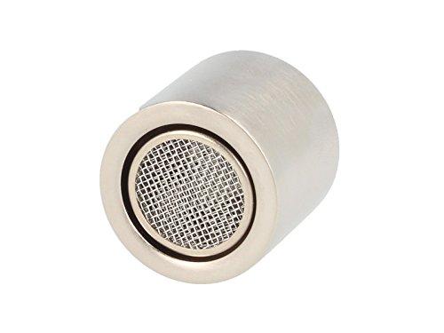 Dornbracht Design-Luftsprudler Strahlregler - M18x1 IG platin matt