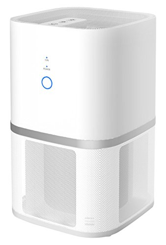 Buy Cheap Air Purifier with Triple True HEPA Filter Air Cleaner Filtration for Allergies, Pets, Smok...