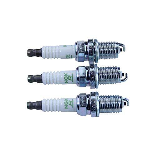 NGK BKR6E / 6962 NGK - Bujías (3 unidades)