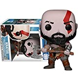 QTSL Pop Figures God of Games WarKratos269# Vinyl Action Figure Toy Collection Model Doll Gifts For Children Xmas with Box 10Cm