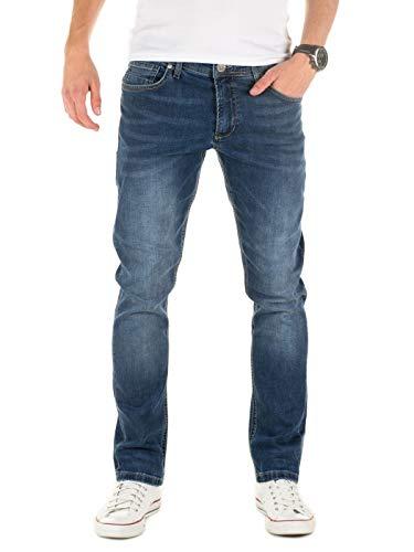 Yazubi Herren Jeans Zed Slim, Blau (Insignia Blue 194028), W31/L34