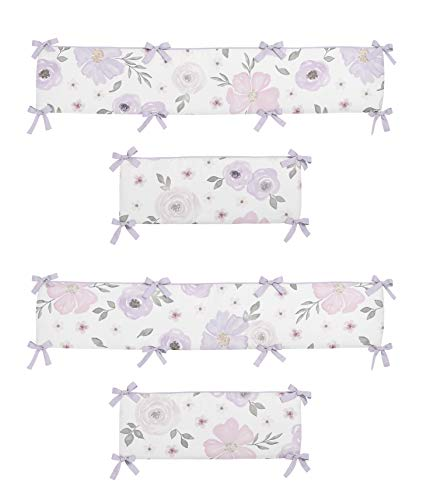 pink and white bumper - 6