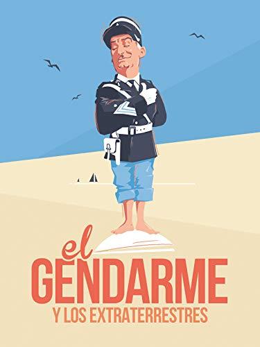 El Gendarme y los extraterrestes