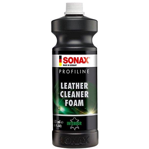SONAX PROFILINE LeatherCleaner (1 Liter) für hochwertige Lederausstattungen aus pigmentiertem Glattleder | Art-Nr. 02813000