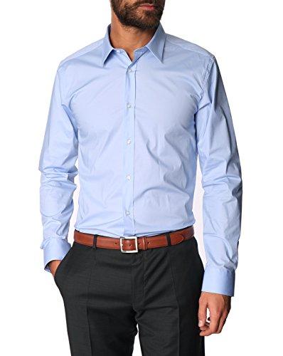 BOSS Hugo Elisha Camiseta Color Azul Claro 459 azul claro Large