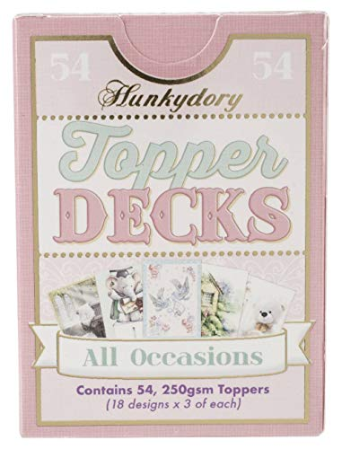 Hunkydory Topper Decks All Occasions DECK015