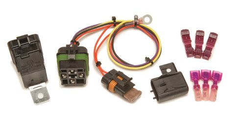 Price comparison product image Painless Performance 30821 High Beam Headlight Relay Kit for 1999-2002 GM full-size trucks & SUVs