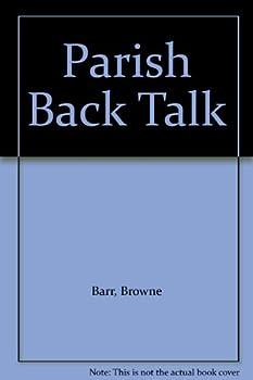 Hardcover Parish Back Talk Book