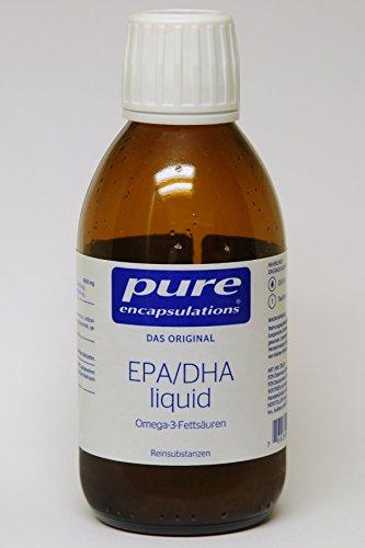 Pure Encapsulations EPA/DHA liquid 200 ml
