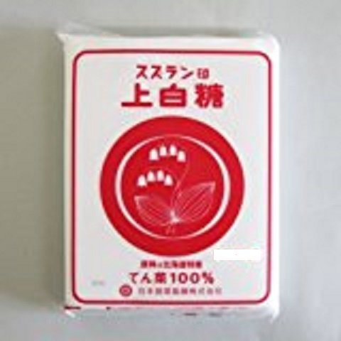 スズラン印 上白糖500g 1袋