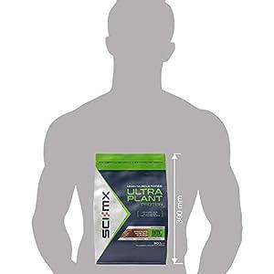 SCI-MX Nutrition Ultra Plant Protein Powder, 900 g, Chocolate Hazelnut, 20 Servings