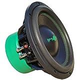 1 SUBWOOFER IPNOSIS IPB 1502 IPB1502 38,00 cm 380 mm 15' di diametro doppia bobina dual voice coil 2+2 ohm 1000 watt rms 2000 watt max auto car, 1 pezzo