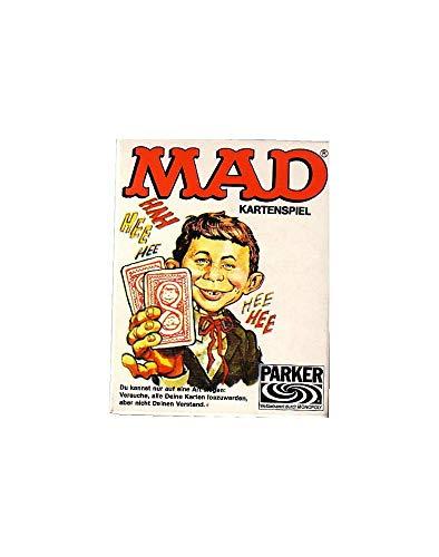 Parker - MAD Kartenspiel