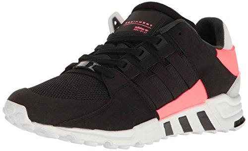 adidas Originals EQT Support Rf - Zapatillas deportivas para hombre, Negro (negro/negro/turbo tela), 42.5 EU