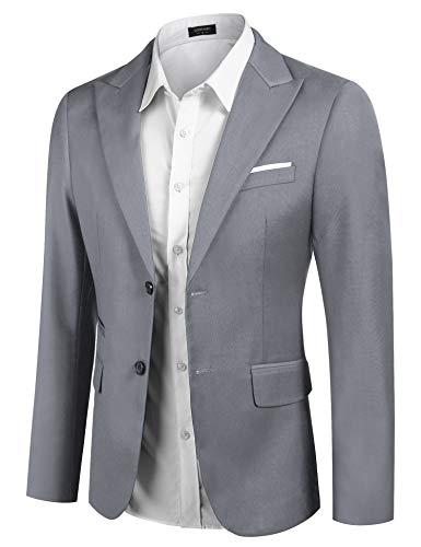 Haggar Clothing Men's Tailored Fit In Motion Blazer - 42 Regular - Midnight