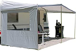 Brunner - Pared lateral y ventana para autocaravana, 240 x 180 cm