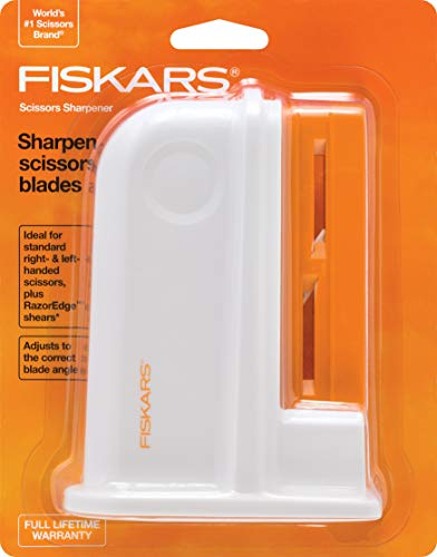 Fiskars Desktop Universal Scissors Sharpener (198620)