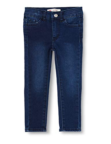 Levi's Kids Mädchen Jeans Lvg 720 High Rise Super Skinny Night Bird 10 Jahre