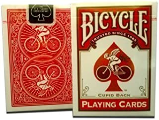 Bicycle Cupid Back Playing Cards by USPCC