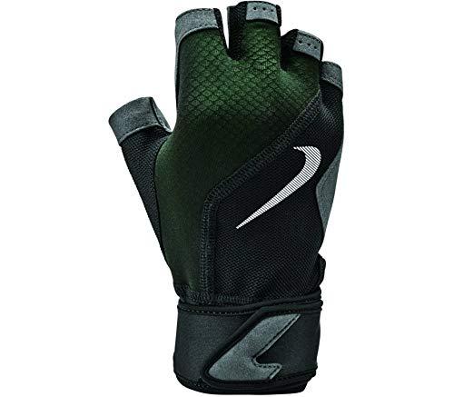 Nike Mens Premium Fitness Gloves black/volt/black/white M