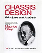 By William F. Milliken Chassis Design: Principles and Analysis [R-206] [Hardcover]